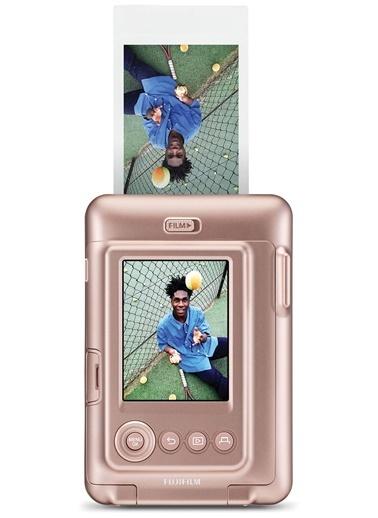 Fujifilm instax mini LiPlay Hybrid Blush Gold Fotoğraf Makinesi Altın